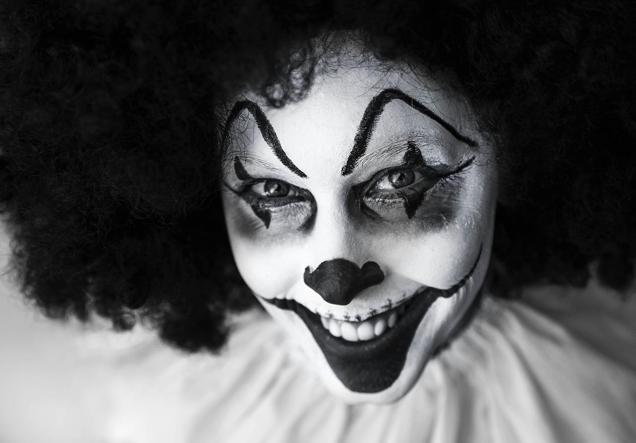 Proč se lidé bojí klaunů?