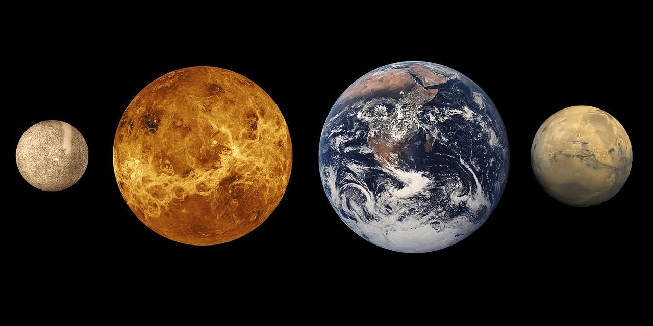 Proč jsou planety kulaté?