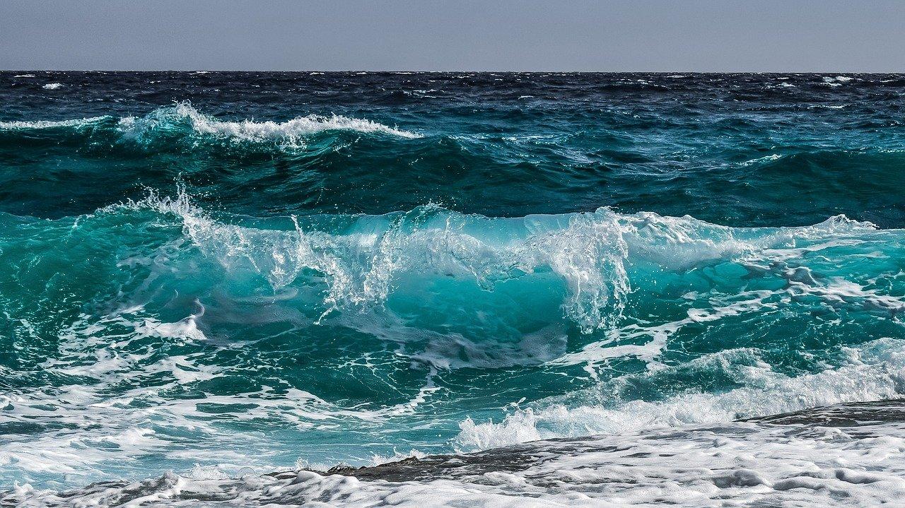 Proč je oceán slaný?